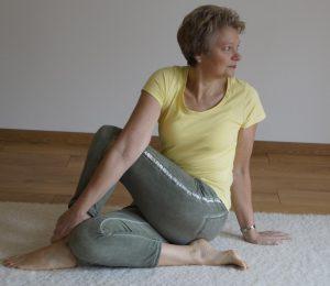 Yoga & Atemschulung mit Gesa Rusche